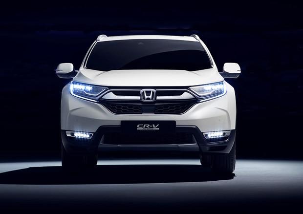 Nel 2018 arriva la Hybrid — Honda CR-V