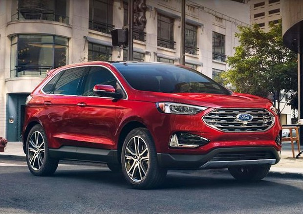 Evolve suv Ford Edge, nuovo look e più contenuti high tech © Ford Press
