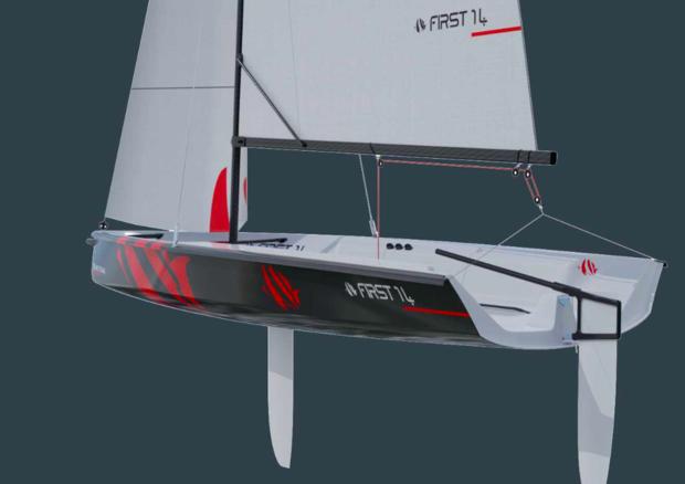 Ecco il First 14 deriva Beneteau! - ANSA Vela - ANSA it
