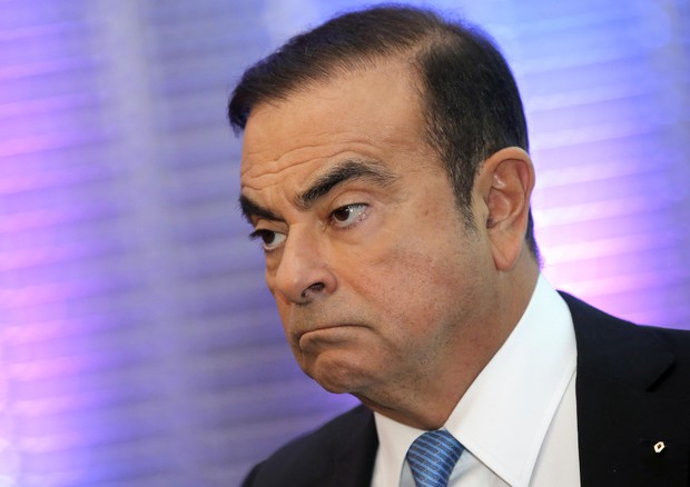 Nissan-Renault, Carlos Ghosn verso arresto per falso