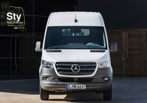 Mercedes, Sprinter premiato 'Sustainable Truck of the Year' © ANSA