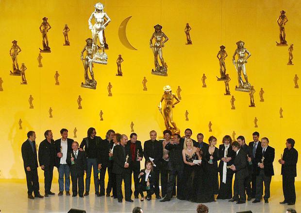CINEMA: DAVID DI DONATELLO (ANSA)