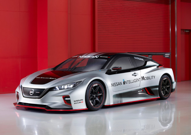 Nissan Leaf Nismo RC: manca poco al debutto - Ecologiche