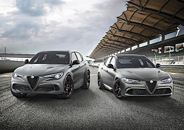 Al Debutto A Ginevra Alfa Romeo Stelvio E Giulia Nring Prove E