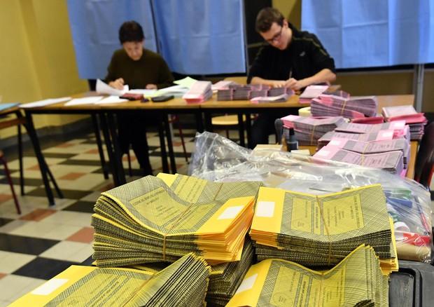 Casoria: scrutatrice da' in escandescenza al seggio e straccia il registro