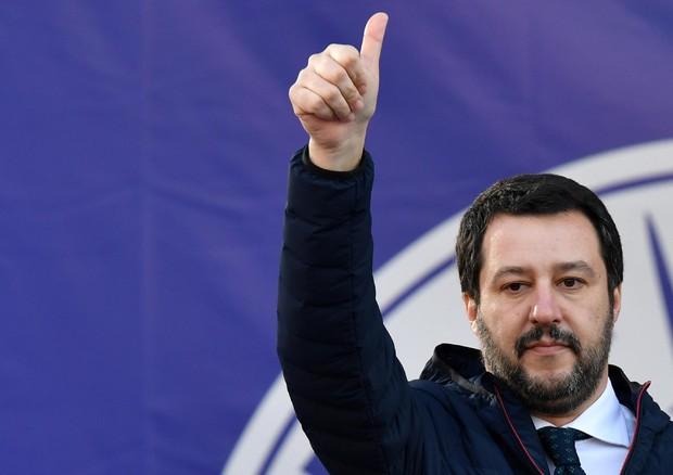Salvini: ''Stiamo lavorando a una manovra con meno tasse''