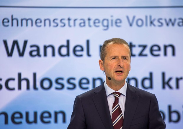 Herbert Diess guiderà il Gruppo Volkswagen