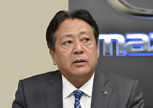 Akira Marumoto, da giugno nuovo CEO di Mazda Motor Corporation © Mazda Motor Co Press