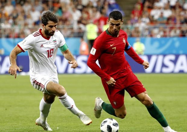 82c548aa10 Cristiano Ronaldo - Russia 2018 - ANSA.it