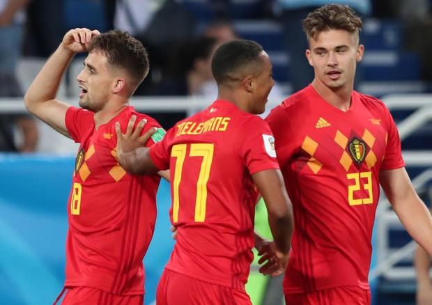 Inghilterra-Belgio (foto: EPA)