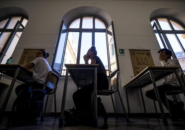 Maturità, prima prova per 2.057 studenti. Giorgio Bassani come autore fotogallery