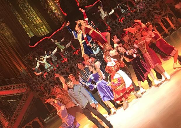 Romeo & Juliet arriva in Italia (ANSA)