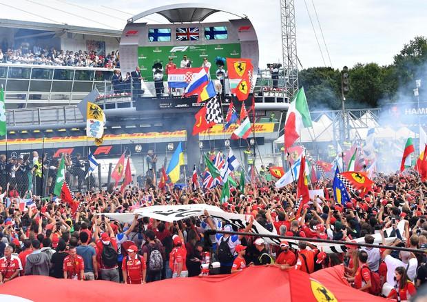 Gp d'Italia 2020, a porte chiuse la gara all'Autodromo di Monza