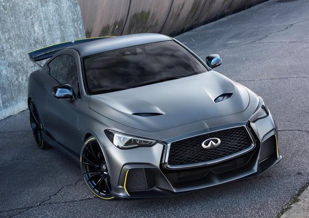 Project Black S Prototype, bolide Nissan con tecnologie F1 - Prove e Novità