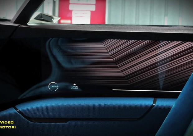 Peugeot E Legend Concept Video Prove Ansa It