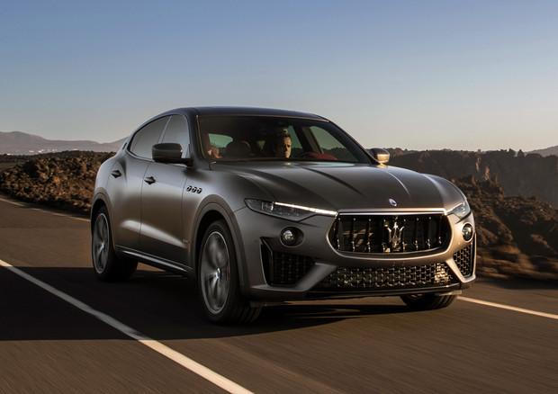 Maserati Levante Vulcano, SUV del tridente in serie limitata