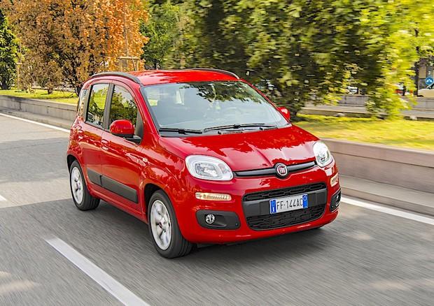 Fiat celebra i 5 milioni di Panda vendute in Italia