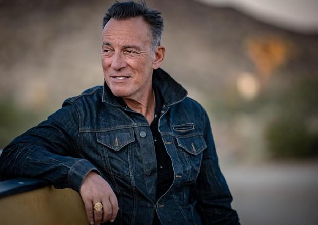 Western Stars, un'immagine dal film di Bruce Springsteen (ANSA)