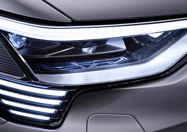 Audi, a Los Angeles la e-tron Sportback