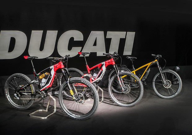 Ducati: già sold out le nuove E-Mtb Mig-RR limited edition © ANSA