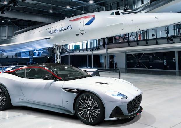 Aston Martin DBS 'decolla' Nella Versione Concorde Edition