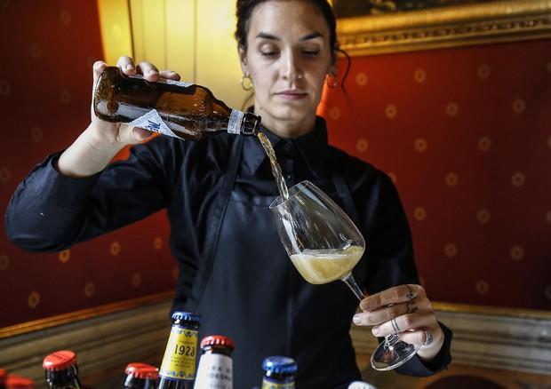 Incontro Heineken `La birra crea ricchezza per il Paese` © ANSA