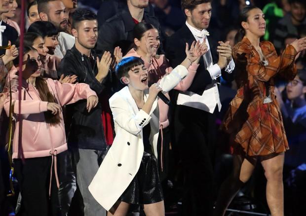 X Factor, Sofia la vincitrice dell'edizione italiana 2019 (ANSA)