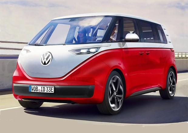 Minibus Vw ID Buzz, sarà ai Mondiali Calcio Qatar del 2022