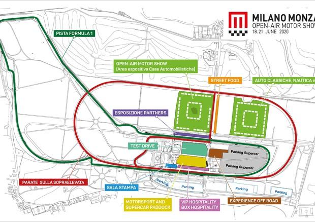 Milano Monza Open-Air Motor Show: presentato il nuovo salone dell'auto italiano
