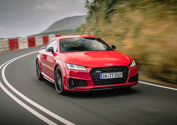 Audi TTS versione Competition © Audi Press