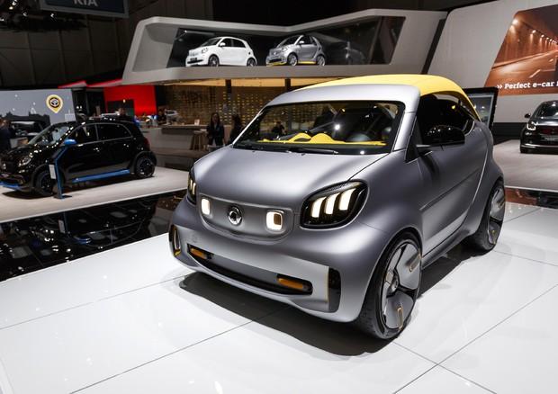 Smart, joint venture al 50% tra Daimler e Geely Dfde71eb1db120fc243864e87b5a1d2a