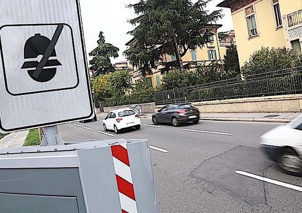 Autovelox, multa contestabile se apparecchio poco visibile © ANSA