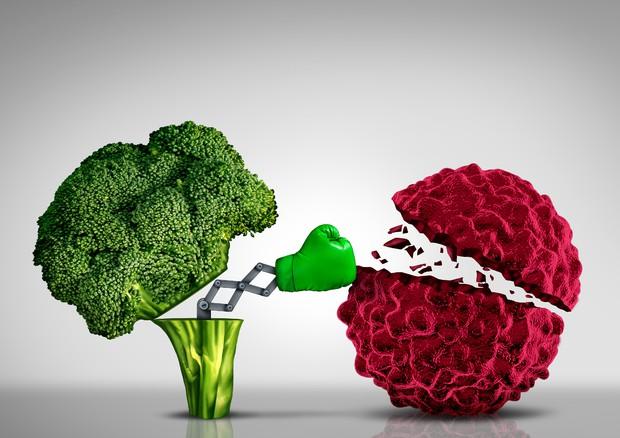 Broccoli anti tumore (ANSA)