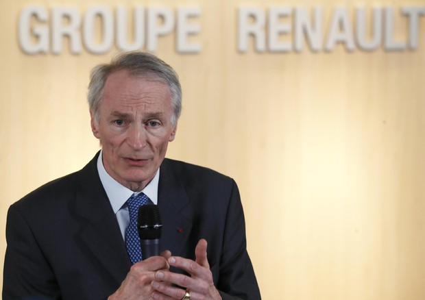 Jean-Dominique Senard © AP