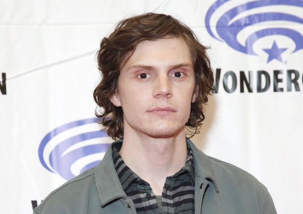 Evan Peters © ANSA