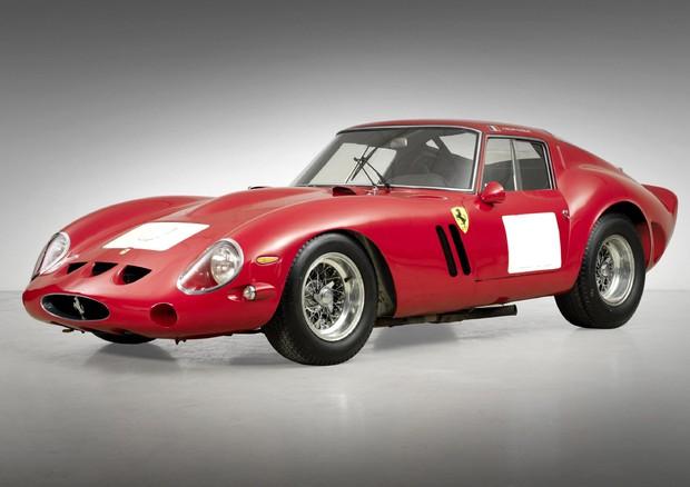 La Ferrari 250 GTO è stata riconosciuta come un'opera d'arte