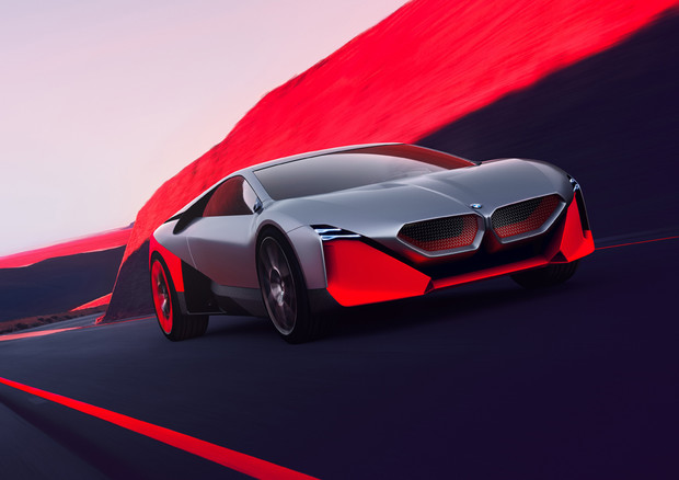 Bmw Vision M NEXT, anche emozioni nel futuro dell'auto © Bmw Group Press