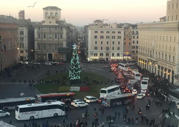Traffico, Genova al sesto posto nella classifica delle città più congestionate d'Italia