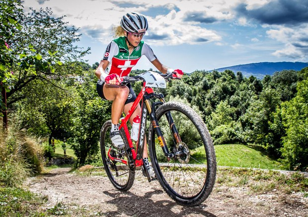 Mountain biking competition in Alpago, 19-21/7 © ANSA