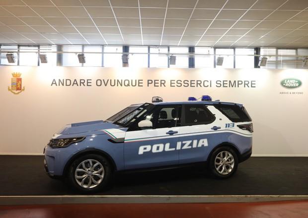 Arrivano 30 nuove Land Rover in dotazione alla Polizia
