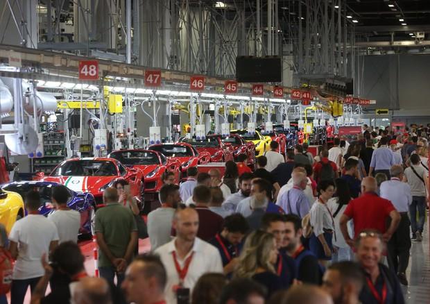 Successo per il Ferrari Family Day 2019
