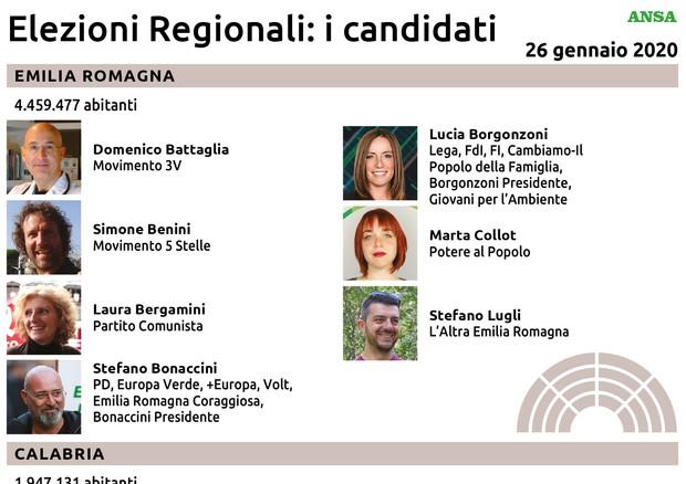 Elezioni regionali © Ansa