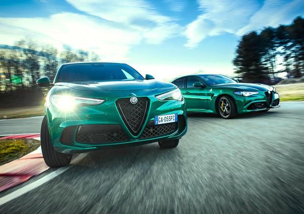 Alfa Romeo Quadrifoglio: ecco le nuove Giulia e Stelvio