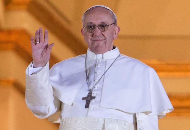 Pope Francis is elected ©