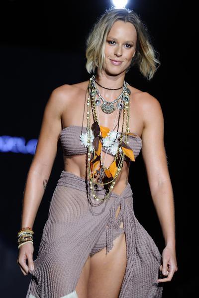 hol tudok venni új hiteles új koncepció Federica Pellegrini sfila in bikini a Milano-Spettacolo- Ansa.it