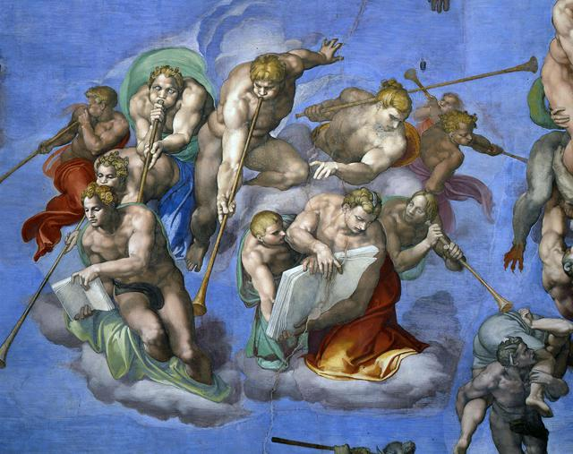 Cappella Sistina Il Respiro Della Luce Primopiano