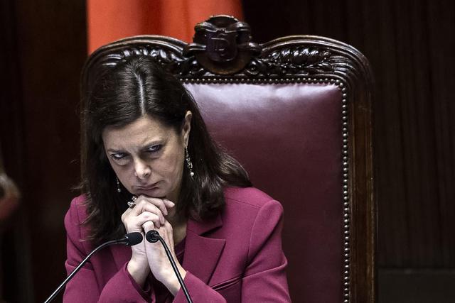 La presidente della camera dei deputati laura boldrini for Sito della camera dei deputati