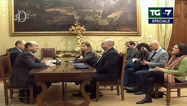 M5s e gli incontri in streaming primopiano for Sito della camera dei deputati
