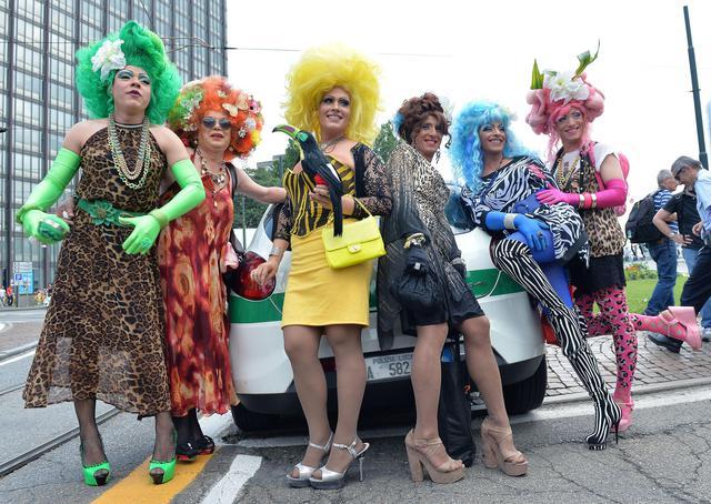 Torino gay pride