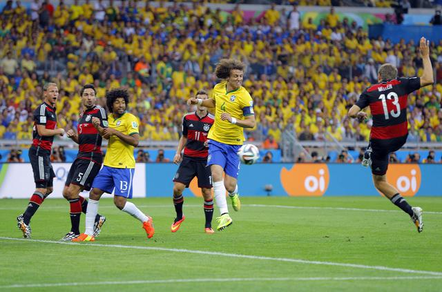 Spiel Deutschland Brasilien 2021